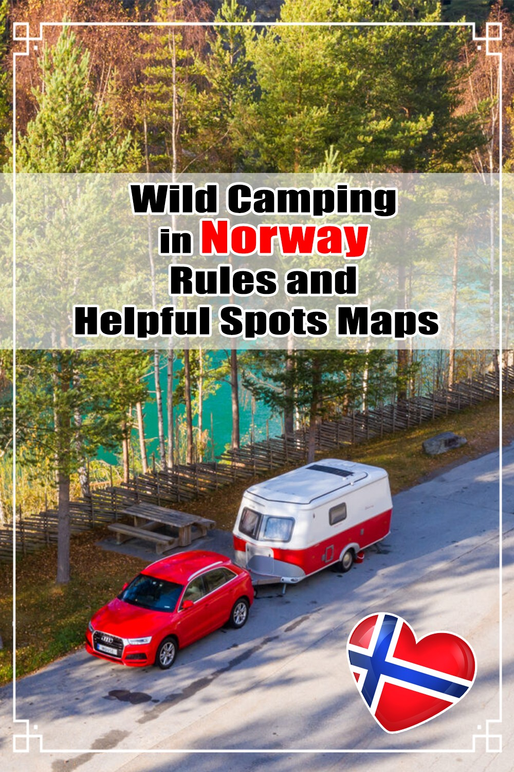 Wild Camping Rules and Maps