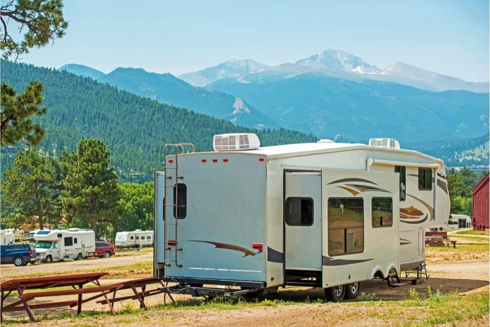 Are RV slide-outs a problem